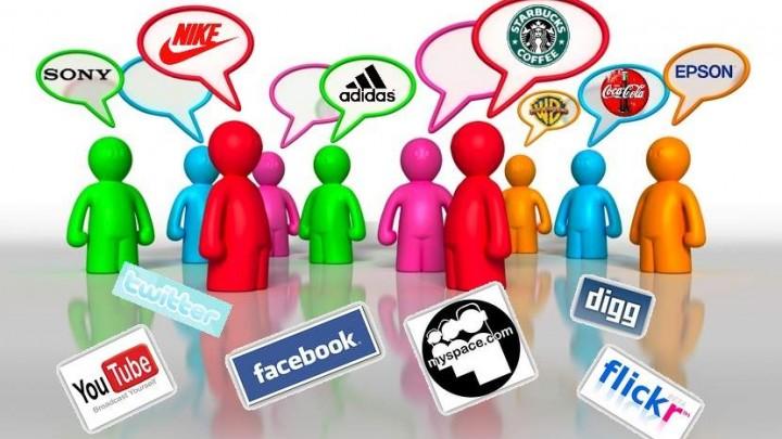 Las marcas en las redes sociales